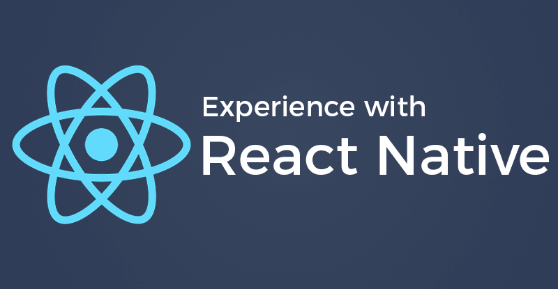 Experience with React Native - Blazing Edge